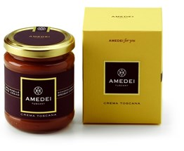 Amedei, Crema Toscana, dark chocolate spread