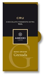 Amedei, Grenada, 70% dark chocolate bar