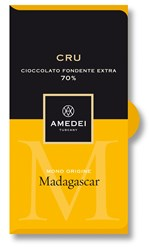 Amedei, Madagascar, 70% dark chocolate bar