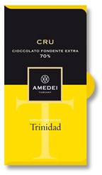 Amedei, Trinidad, 70% dark chocolate bar