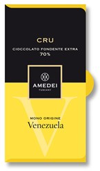 Amedei, Venezuela, 70% dark chocolate bar