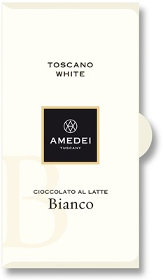 Amedei, Toscano White, chocolate bar