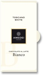 toscano white chocolate bar