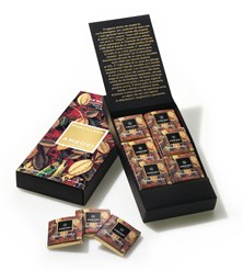Amedei, Porcelana, dark chocolate neapolitans gift box