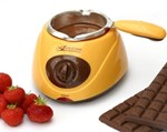 chocolatiere machine