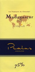 Pralus madagascar dark chocolate bar