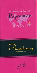 Pralus Papouasie dark chocolate bar