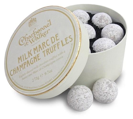 Champagne truffles 260g box