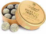 Bucks fizz chocolate truffles