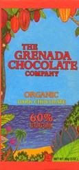 grenada chocolate company 60% bar