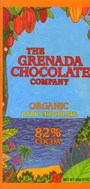 grenada chocolate company 82% bar