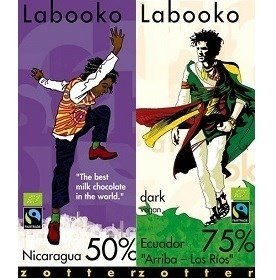 zotter bean to bar labooko chocolate